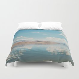 beautiful reflections ... Duvet Cover