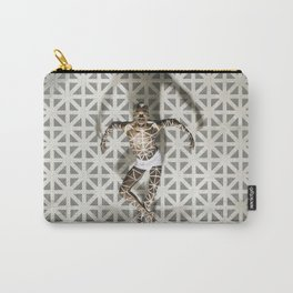 Angular Carry-All Pouch