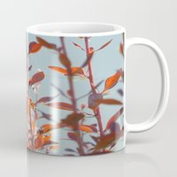 serenity Mugs featuring serenity by Françoise Reina