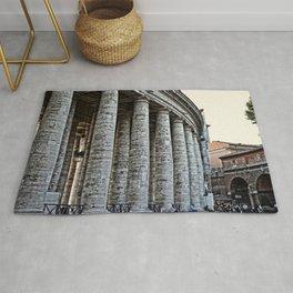 Vatican City Marble Rug