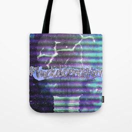#fuckdepression Tote Bag