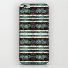 Vintage Striped Pattern - Westin Inspired iPhone Skin