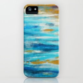 Sea Lullaby iPhone Case