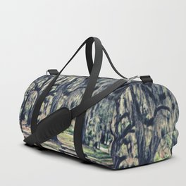 Spanish Moss Duffle Bag