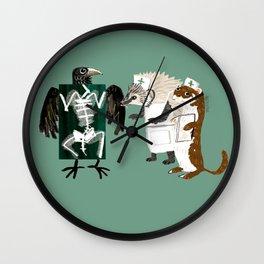 Animal´s hospital (GREFA) Wall Clock