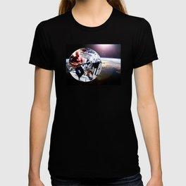 Space Oddity - ISS Chris Hadfield T-shirt