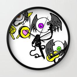 Fleye by Band Wall Clock