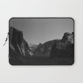 Tunnel View, Yosemite National Park Laptop Sleeve