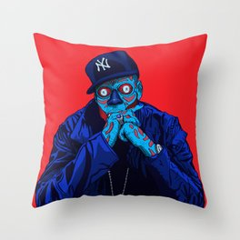 CONSUME - JAY Z Throw Pillow