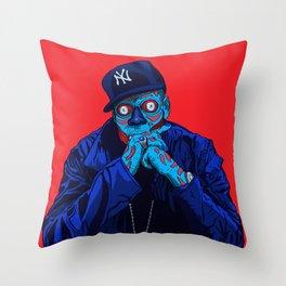 CONSUME - JAY Z Throw Pillow