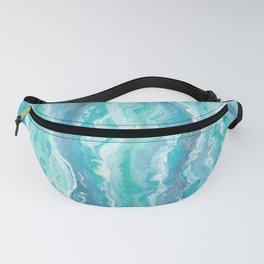 Ocean Melt Fanny Pack