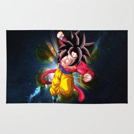 Super Saiyan 4 Goku Rug