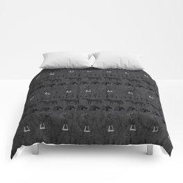 Queen Nefertiti Unicorn Comforters