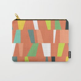 Modern Geometric 38 Carry-All Pouch