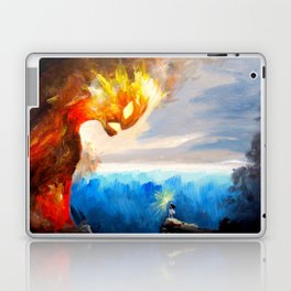 Know Who You Are Laptop & iPad Skin