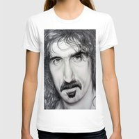 zappa T-shirts featuring ZAPPA by Rob Delves