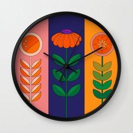 Springtime Jackpot Wall Clock