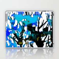 Blue ash Laptop & iPad Skin