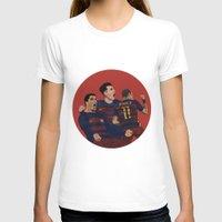 neymar T-shirts featuring MSN by siddick49