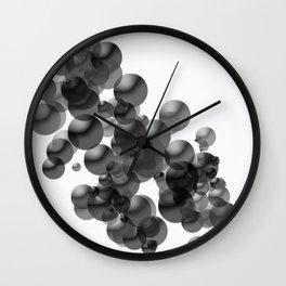 Bubble Delight Wall Clock