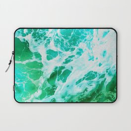 Out there in the Ocean II Laptop Sleeve