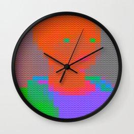 Robot Boy Wall Clock