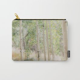 The Aspen Grove Carry-All Pouch