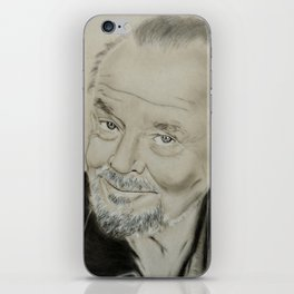 Jack Nicholson iPhone Skin
