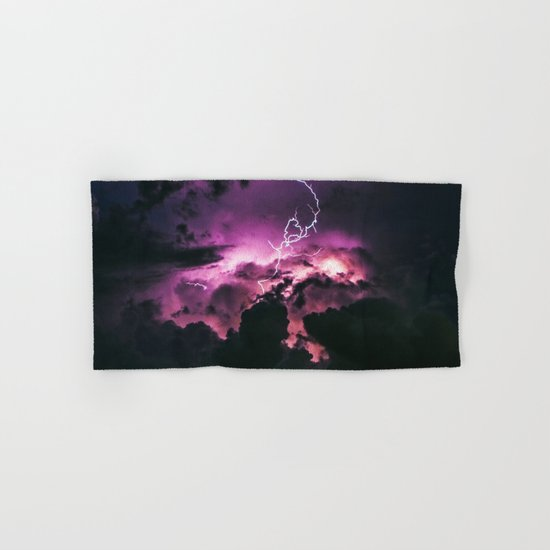 The Storm Hand & Bath Towel