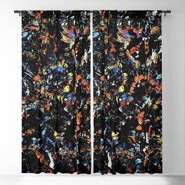 Firework Mind Blackout Curtain