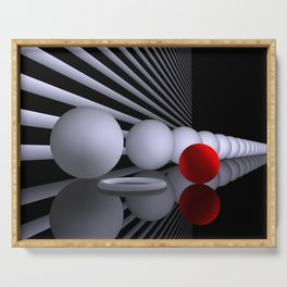 opart imaginary -5- Serving Tray