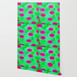 Basenji Flower Wallpaper