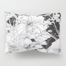Hibiscus meets Pandanus (St. Damien 1) Pillow Sham