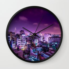 Oh Chi Minh City Wall Clock