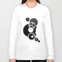 gears of war Long Sleeve T-shirts featuring Gears 2 by Ava Mallett