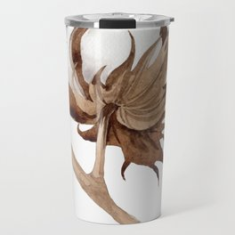 Cotton Flower 03 Travel Mug