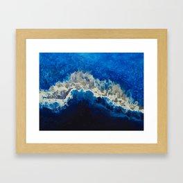 Aguamenti Framed Art Print