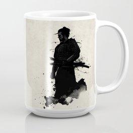 Samurai Coffee Mug
