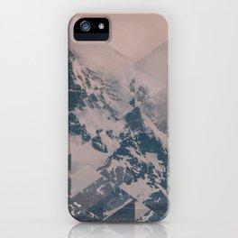 Perito Moreno COL Scattered Landscapes iPhone Case