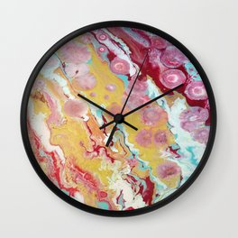 Fair Grounds Wall Clock