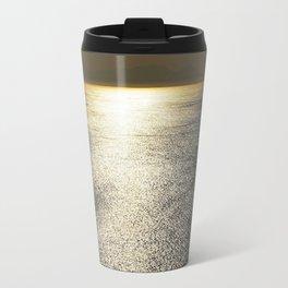 Golden Silence Travel Mug