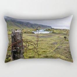 Barbed Rectangular Pillow
