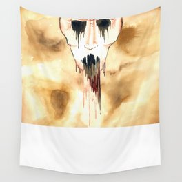 drops dripping Wall Tapestry