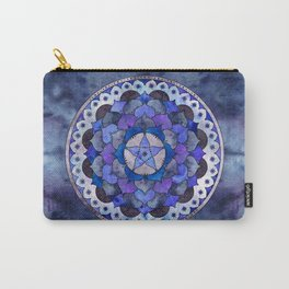 Star Mandala Storm Carry-All Pouch