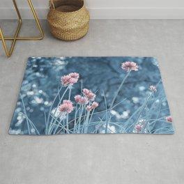 Allium pink 0173 Rug