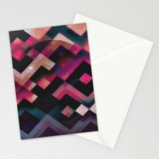 wyryd wyrm Stationery Cards