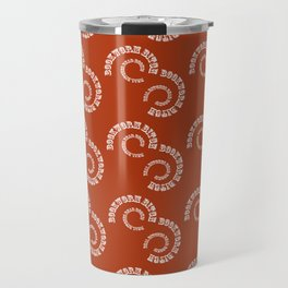 Bookworm Bitch Travel Mug