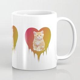 Cat in your heart Coffee Mug