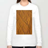 mars Long Sleeve T-shirts featuring Mars by Ian Bevington