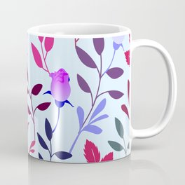Flower Pattern III Coffee Mug